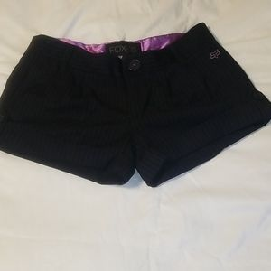 Fox girls size 3 shorts